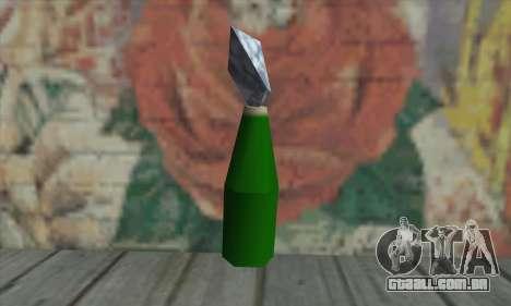 Coquetel Molotov para GTA San Andreas segunda tela