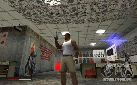 Weapon.dat modificado para GTA San Andreas terceira tela