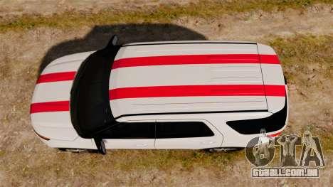 Ford Explorer Sport 2014 para GTA 4 vista direita
