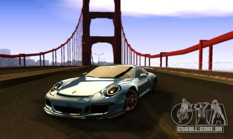 ENBSeries Exflection para GTA San Andreas sexta tela