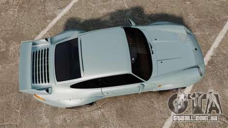 Porsche 993 GT2 1996 v1.3 para GTA 4 vista direita