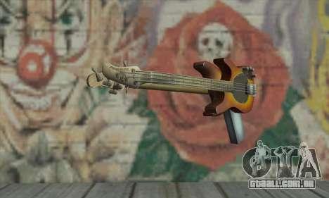 Guitar Eagle para GTA San Andreas