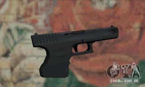 A arma do L4D para GTA San Andreas segunda tela