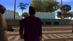 C-HUD notícias para GTA San Andreas