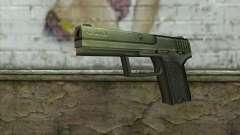 Colt 45 из Postal 3 para GTA San Andreas