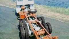 Arranque telas Soviética Caminhões