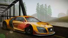 Audi R8 LMS Ultra Old Vinyls para GTA San Andreas