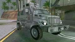 MRAP Mèxico Marinha