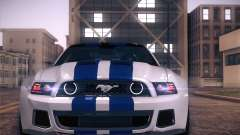Ford Mustang 2013 - Need For Speed Movie Edition