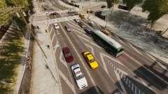 O tráfego real
