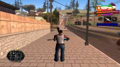 C-HUD South Park para GTA San Andreas
