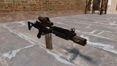 Espingarda automática DSA FN FAL