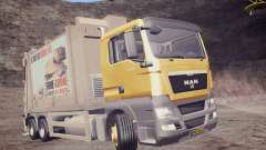 MAN TGS 18.320 Trash Truck