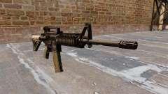 Automáticos carabina M4 Chris Costa