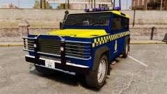 Land Rover Defender HM Coastguard [ELS]