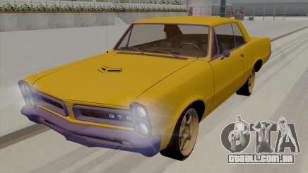 Pontiac GTO 1965 hardtop para GTA San Andreas