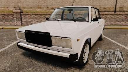 VAZ-2107 para GTA 4
