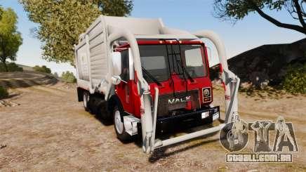 Mack MR 688S Front Load 2000 para GTA 4