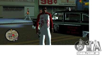 Formulário Olímpico Rússia para GTA San Andreas