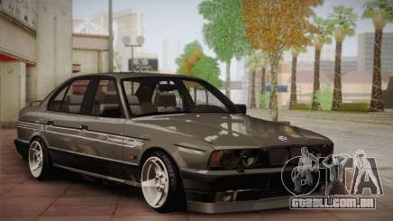 BMW E34 Alpina B10 para GTA San Andreas