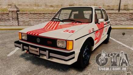 Volkswagen Rabbit GTI 1984 para GTA 4