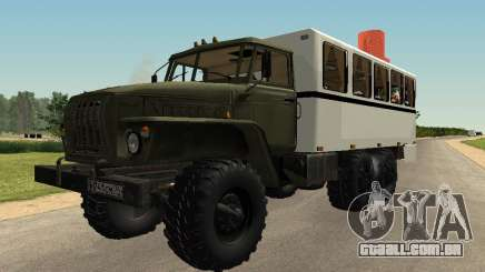 Ural 32551-0011 Assistir para GTA San Andreas