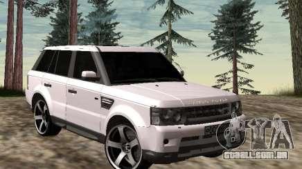 Range Rover Sport 2011 para GTA San Andreas