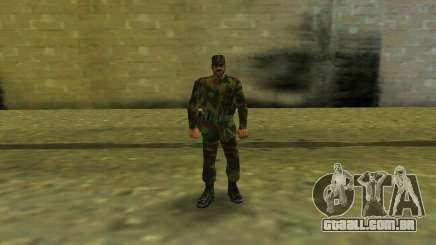 A forma da forças armadas de RF para GTA Vice City