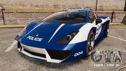 GTA V Pagassi Vacca Police para GTA 4