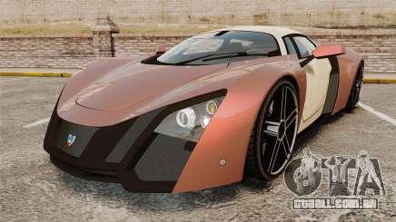 Marussia B2 para GTA 4