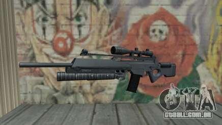 SG550 para GTA San Andreas