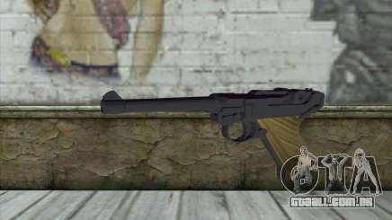 LugerP08 para GTA San Andreas
