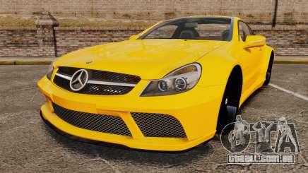 Mercedes-Benz SL65 AMG para GTA 4