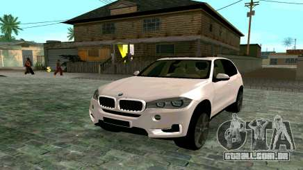 BMW X5 F15 para GTA San Andreas