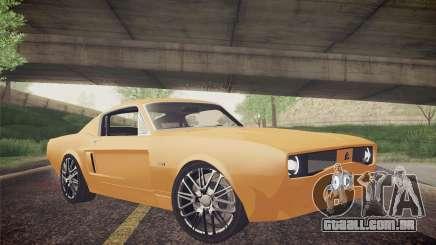 Equus Bass 770 para GTA San Andreas