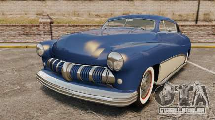 Mercury Lead Sled Custom 1949 para GTA 4