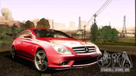 Mercedes-Benz CLS 63 AMG 2008 para GTA San Andreas