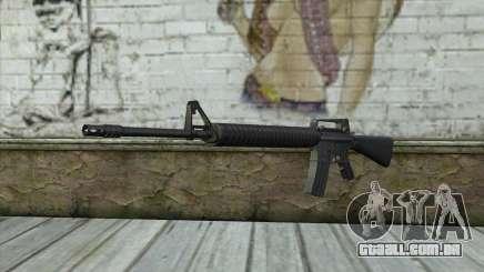 M16A2 para GTA San Andreas