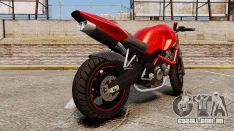 GTA V Pegassi Ruffian [Update] para GTA 4 vista direita