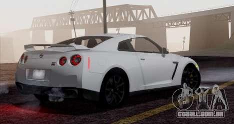 Currently ENB 2.0 SA:MP version para GTA San Andreas segunda tela