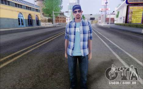 Jimmy Boston para GTA San Andreas segunda tela