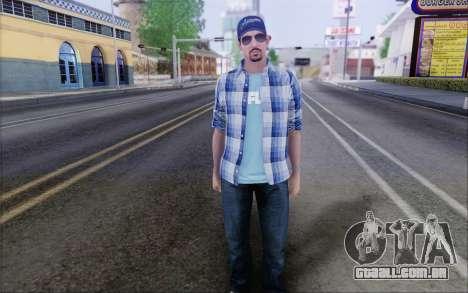 Jimmy Boston para GTA San Andreas segunda tela