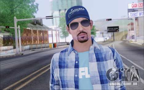 Jimmy Boston para GTA San Andreas