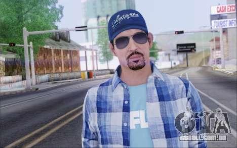 Jimmy Boston para GTA San Andreas
