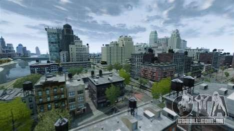 Tempo Do Reino Da Arábia Saudita para GTA 4 segundo screenshot