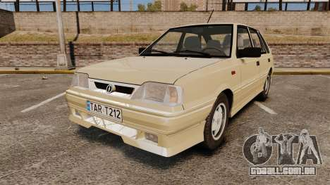 FSO Polonez Caro 1.4 GLI 16V para GTA 4