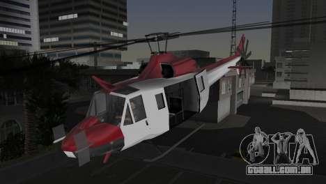 Bell HH-1D para GTA Vice City