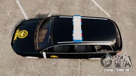Audi S4 Avant TEK [ELS] para GTA 4 vista direita