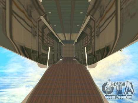 An-22 Antei para o motor de GTA San Andreas