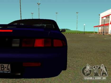 Nissan Silvia S14 Kouki para GTA San Andreas vista direita